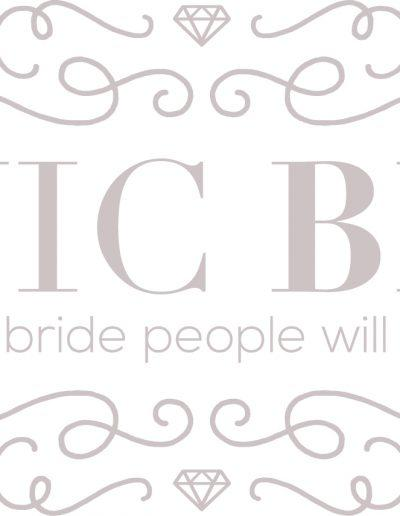 Iconic Bride Logo