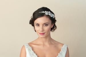 Dior Side Headpiece £160