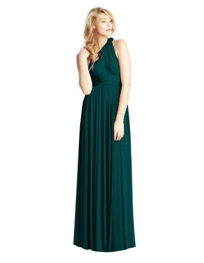 Emerald Classic One Shoulder