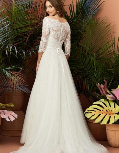 Filippa wedding dress 2