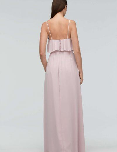 Patti - Burnished Lilac - UK 8 - Back