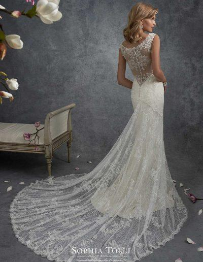 Zaniah Wedding Dress 1
