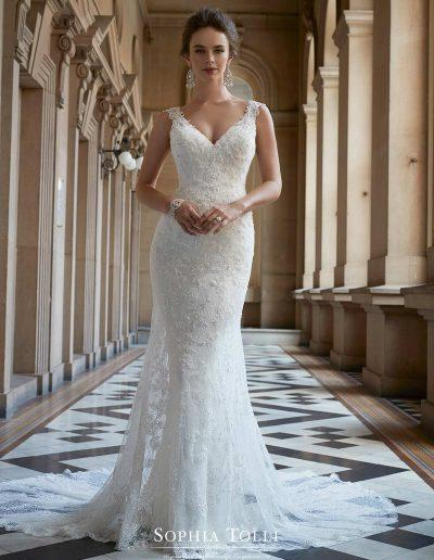 Zaniah Wedding Dress 3