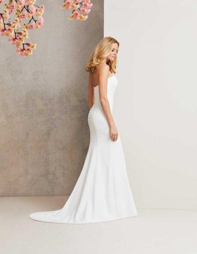 Caroline Castigliano Simplicity Wedding Dress