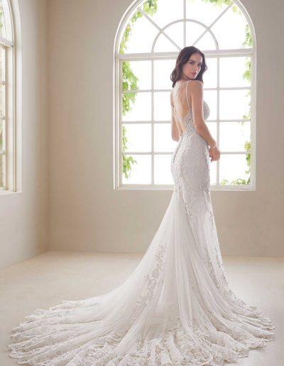 Sophia Tolli Aquamarine Wedding Dress 2
