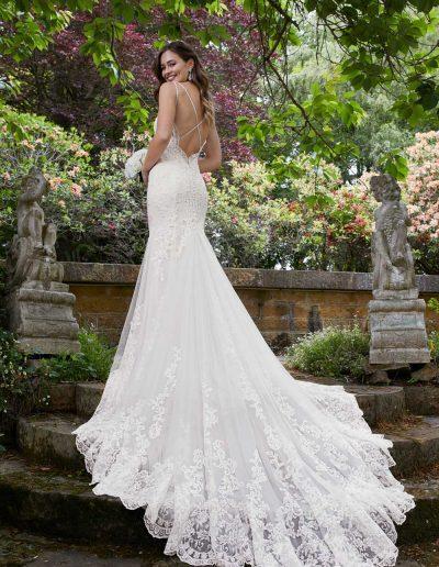 Sophia Tolli Aquamarine Wedding Dress 3