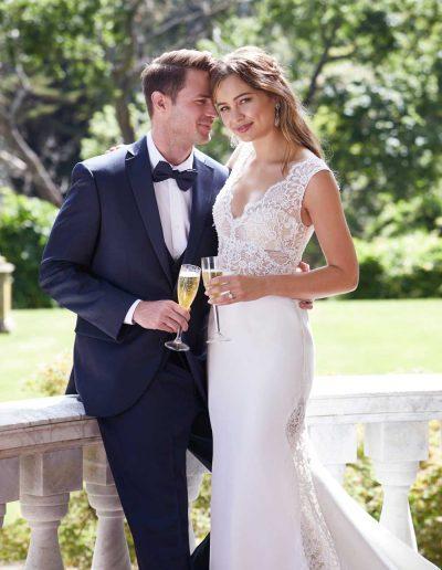 Sophia Tolli Onyx Wedding Dress 2
