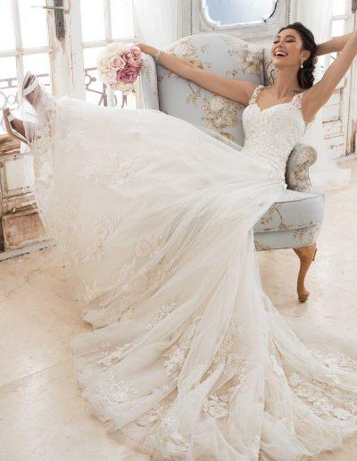 Sophia Tolli Pegasus Wedding Dress 2
