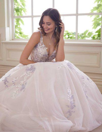 Sophia Tolli Tanzanite Wedding Dress 4