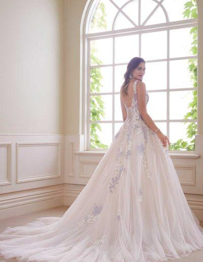 Sophia Tolli Tanzanite Wedding Dress 5