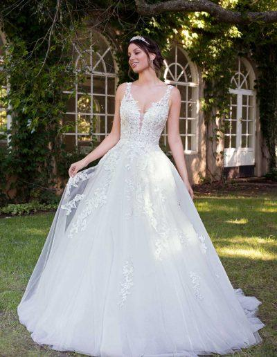 Sophia Tolli Tanzanite Wedding Dress 2
