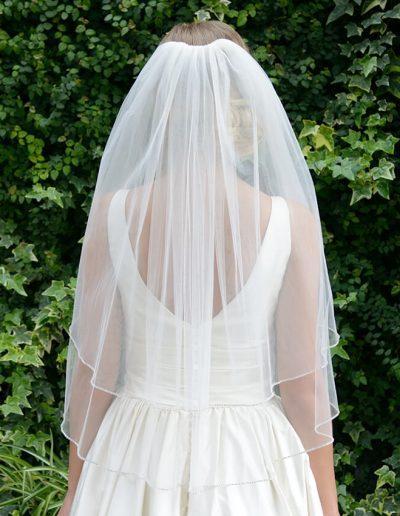 Oxford Veil - Reverse
