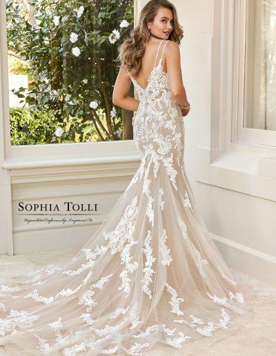 Marley Sophia Tolli Wedding Dress