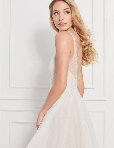 Janella Wedding Dress Back 2