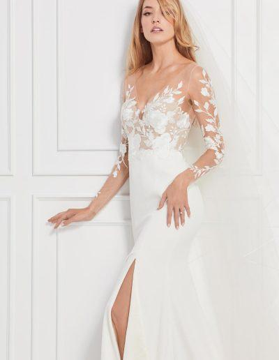 Rylan Wedding Dress Back 2 Wtoo by Watters