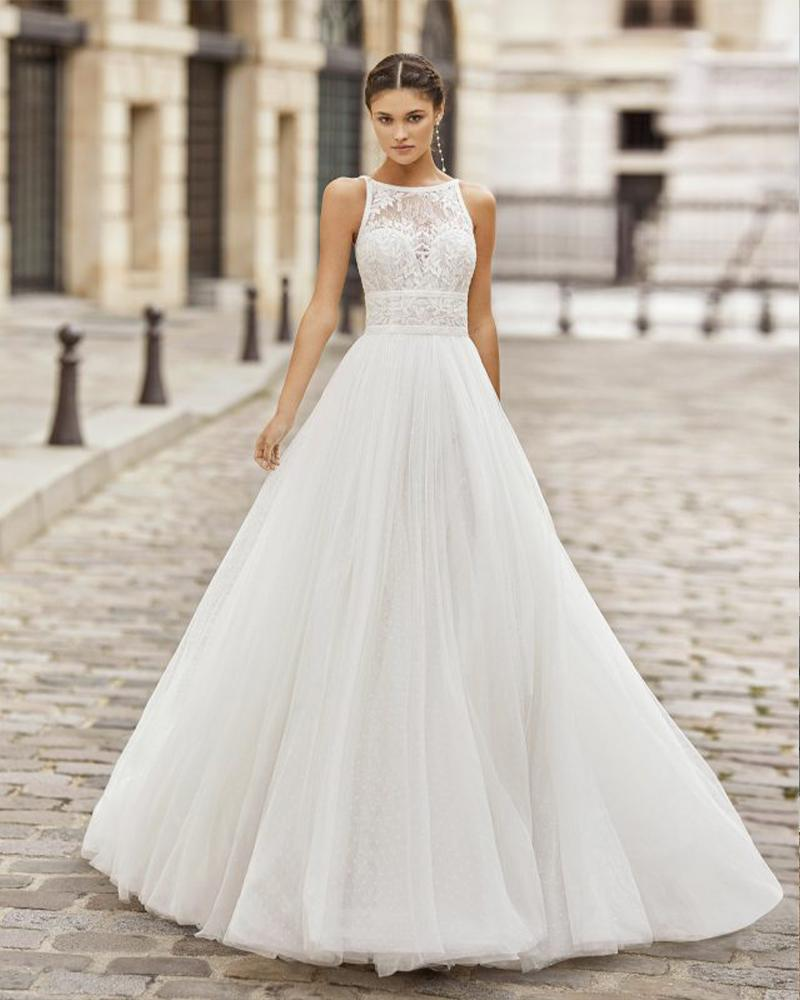 The Tina Wedding Dress Rosa Clara