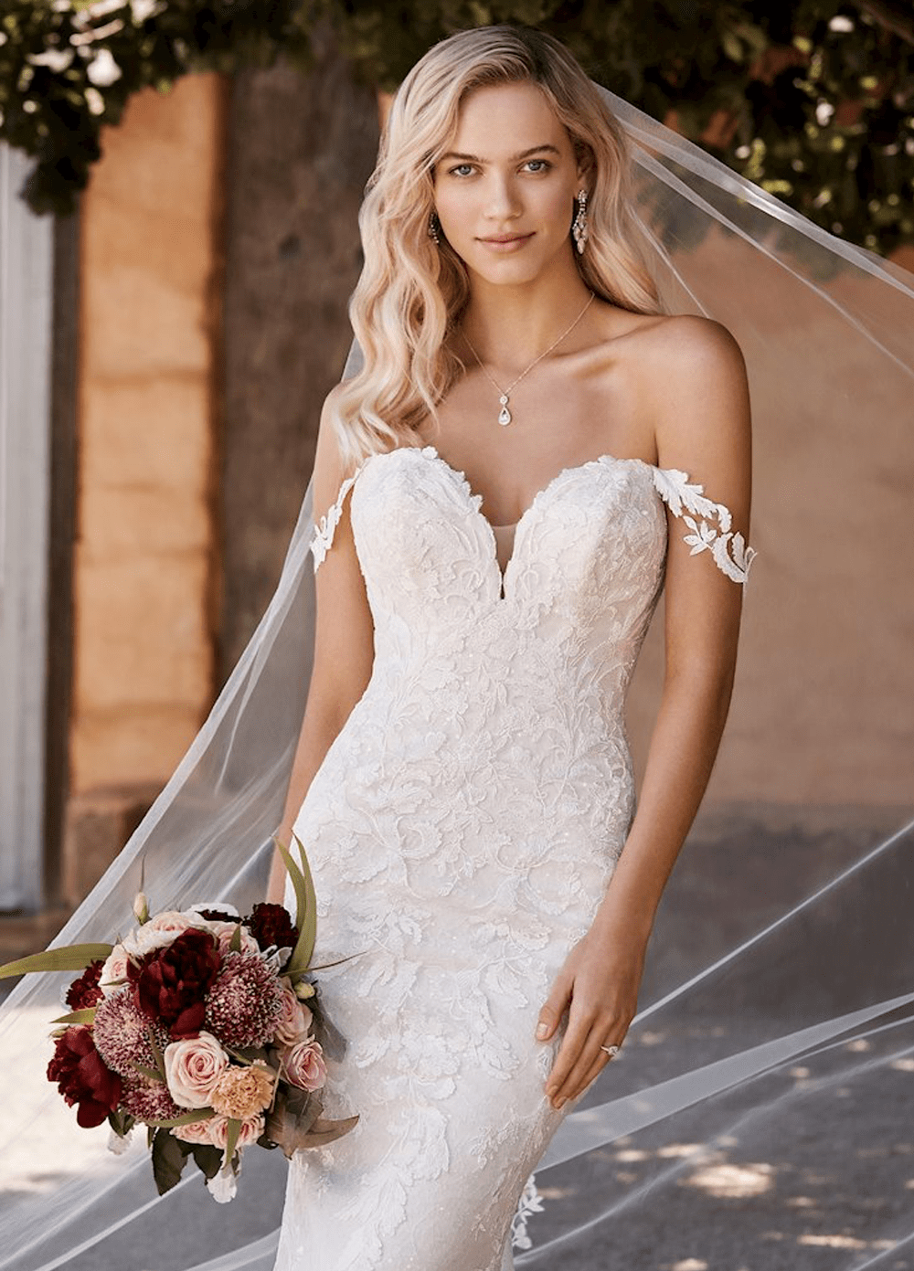 Reba Wedding Dress from the Sophia Tolli 2021 collection