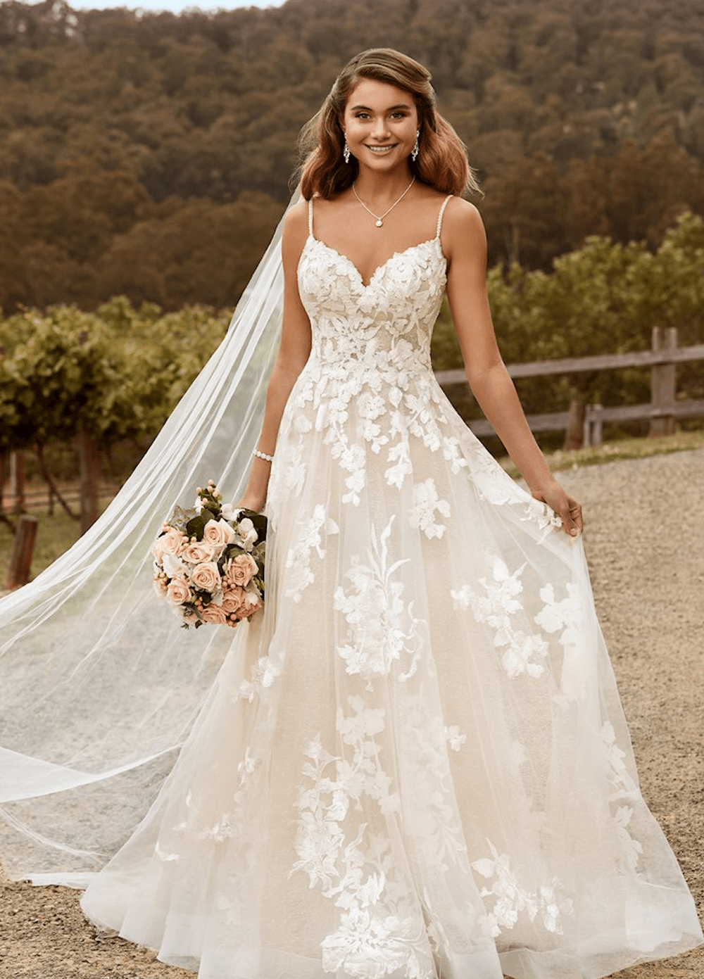 Nikiti Wedding Dress from the Sophia Tolli 2021 collection