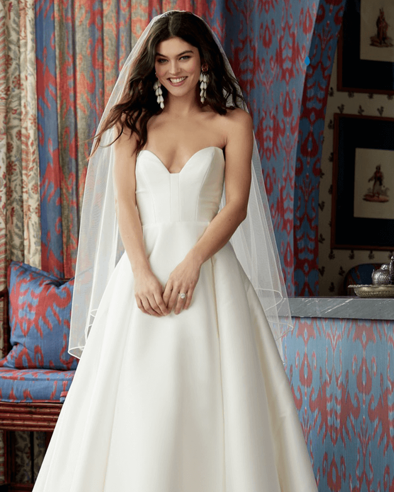Boady wedding dress front from the Wtoo By Watter 2021 Collection