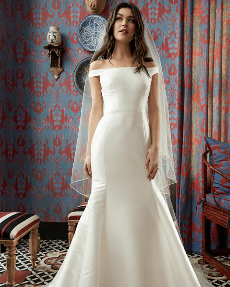 infinity Wedding Dress from Wtoo By Watters
