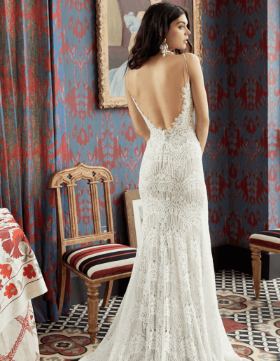 Miko Wedding Dress Back From Wtoo By Watters