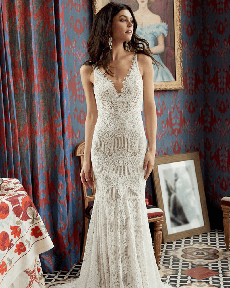 Miko Wedding Dress Front From Wtoo By Watters