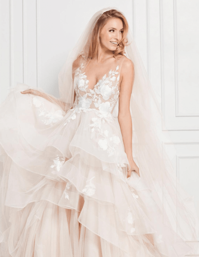 Montgomery wedding dress from the Wtoo By Watter 2021 Collection