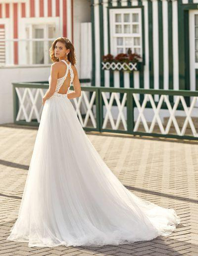 hanna wedding dress from the rosa clara soft 2021 collection