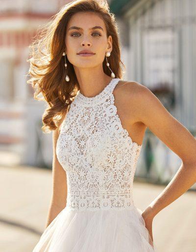 Hanna rosa clara soft wedding dress