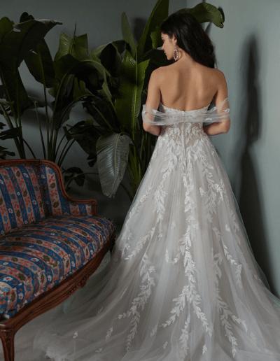 Zazie Wedding Dress Back From Wtoo By Watters