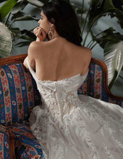 Zazie Detailed Wedding Dress From Wtoo By Watters