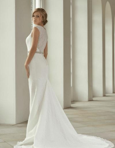 catherine parry wedding dress 1712 side