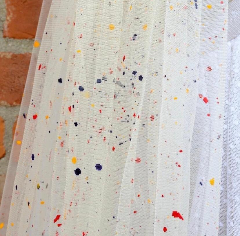 confetti-veil